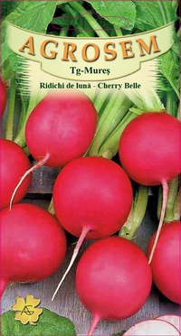Ridichi de lună - Cherry Belle 5 gr.